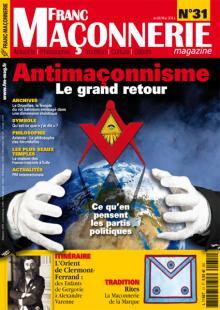 FRANC-MACONNERIE Magazine N 31